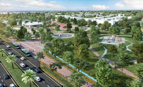 פארק הספורט החדש בנס ציונה
