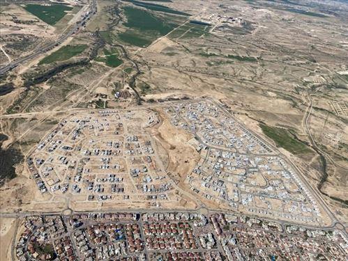 קליטת תושבים כלניות בבאר שבע